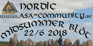 Midsummer Blòt 22/6 2018