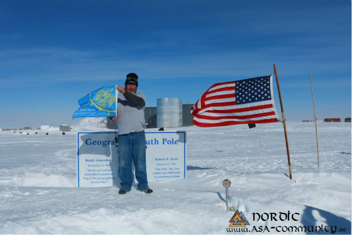 NAS/NAC at the South Pole