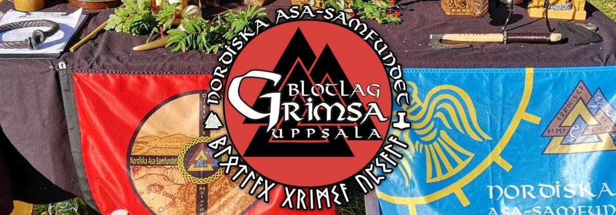 Blót kindred Grimsa, Uppsala Sweden