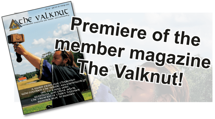 The Valknut - Premier of The Valknut